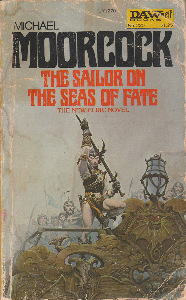 Sailor on the Seas of Fate